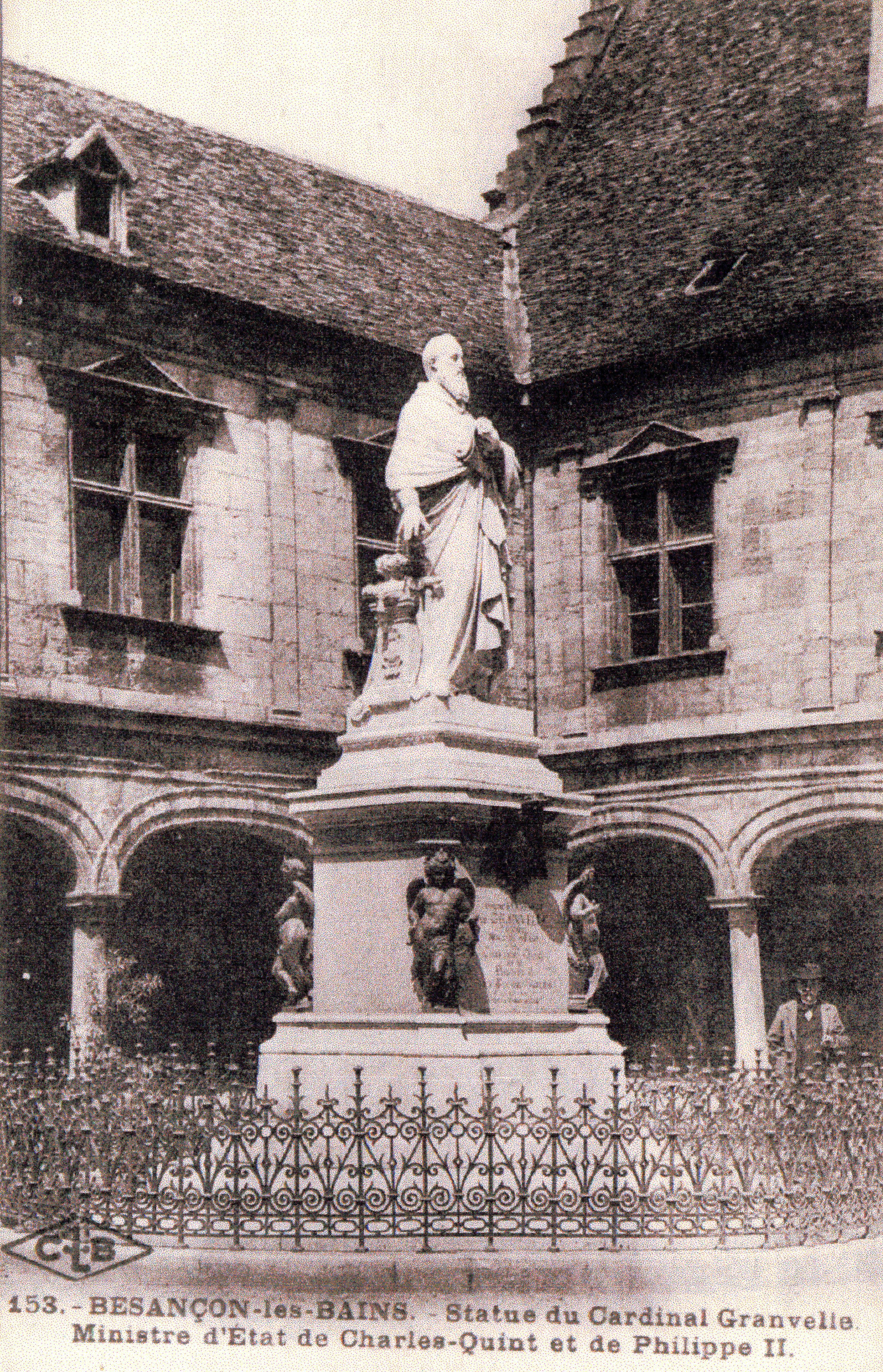 statue-de-granvelle